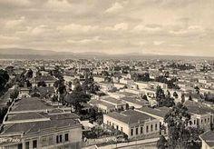 Vista panorâmica do bairro de Santa Cecília.