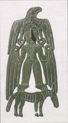 Türk Mitolojisi ve Demir Kartal