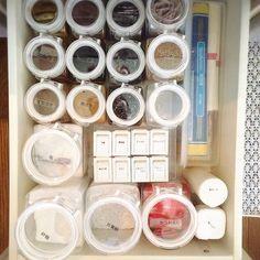 주방 구석구석 정리자료 : 네이버 블로그 Home Organization Hacks, Pantry Organization, Cabinet Design, Living Room Designs, Kitchen Dining, Household, House Styles, Storage, Interior