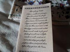 Faithful Friends, Forever Be: Recipe: Felicity's Shrewsbury Cakes