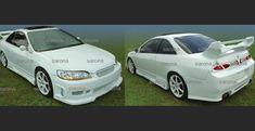 Custom Honda Accord Sedan Front Bumper (2004 - 2007) - $450.00 (Part #HD-007-FB) Honda Accord Custom, Honda Accord Coupe, Custom Body Kits, Station Wagon