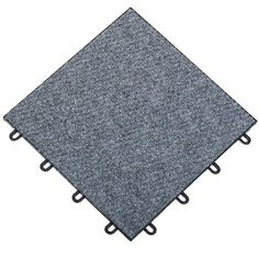 Find basement carpet squares as modular interlocking easy DIY snap together raised carpet tiles for basements floors that are durable carpet tile squares. Carpet Tiles For Basement, Floor Carpet Tiles, Basement Flooring Options, Stair Carpet, Kitchen Carpet, Deep Carpet Cleaning, How To Clean Carpet, Commercial Carpet Tiles, Carpet Squares