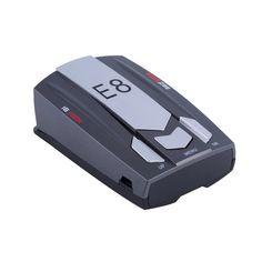 E8 360 degree Full Band Russian / English Radar Detector Scanning Voice Anti-Police warning vehicle speed detector X K KU Ka - Intl | Lazada PH