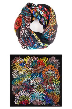 Winter scarf - BIMBA Y LOLA