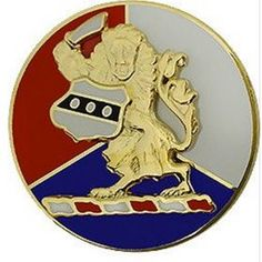 28th Infantry Division Unit Crest (No Motto)