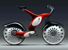 Prepared to be bedazzled – Concept bikes keeping it chic! | Ecofriend
