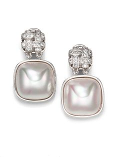 majorica white silver 18mm white mabe pearl sterling-silver drop earrings-product-1-9847015-083393054