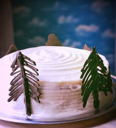 Carrot cake -  excellent for Christmas