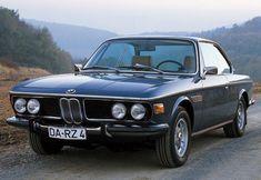 BMW 3.0 CS (1971-1975)