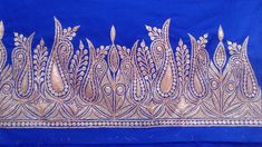 #embroidery tilla design