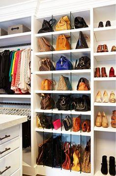 organized bags