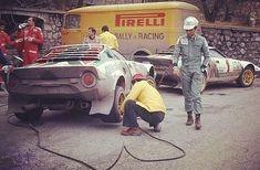 Rally Montecarlo 1977 Lancia Stratos Alitalia, Munari - Maiga e Pinto - Bernacchini Rally, Monster Trucks, Racing, Instagram, Vehicles, Running, Lace, Vehicle