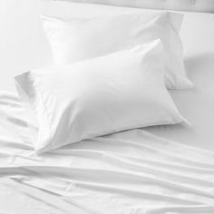 Shop for Porch & Den Samedy Smooth Cotton/ Tencel Sateen Sheet Set. Get free delivery On EVERYTHING* Overstock - Your Online Bedding Basics Store! Twin Sheets, Twin Sheet Sets, Cotton Sheet Sets, Flat Sheets, Fitted Sheets, Cotton Sheets, Bedding Basics, Sateen Sheets