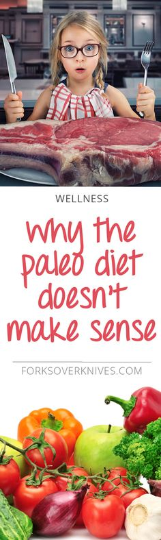 The Paleo diet seems like a great idea: Eat like a caveman to avoid the diseases of civilization. But what irks me is the requirement for meat.