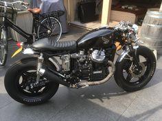 Cb400 Cafe Racer, Triumph Cafe Racer, Cx500 Cafe, Honda Scrambler, Honda Cx500, Honda Motorcycles, Cafe Bike, Cafe Racer Bikes, Cafe Racers