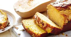 For a healthy afternoon snack try this gingerbread spice and pumpkin bread.