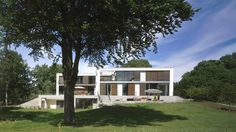 2004 Germany, Hamburg  Luserke Residence-gmp Architekten von Gerkan, Marg und Partner