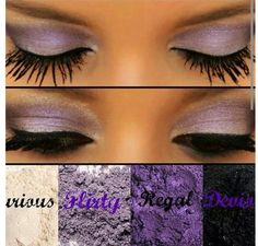 YOUNIQUE 3D MASCARA & EYESHADOW PIGMENT www.youniqueproducts.com/arcysandoval