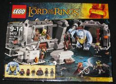 LEGO SET - LORD OF THE RINGS - THE MINES OF MORIA - 9473 - MINT IN BOX - c. 2012