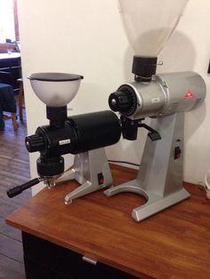 ek43 modification for espresso by John Gordon