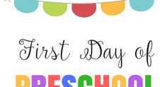 First Day of School Printables.pdf