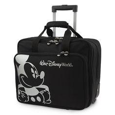 Mickey Mouse Luggage - Walt Disney World - 15''