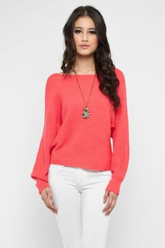 Love knit slouch sweaters