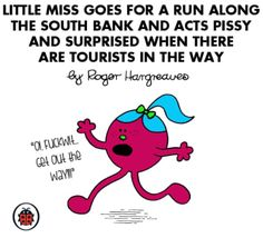 """16 """"Mr Men"""" And """"Little Miss"""" Characters You'll Meet In London Little Miss Characters, Little Miss Books, Mr Men Little Miss, Mr Men Books, Mister And Misses, Childhood Ruined, Man Character, Retro Humor, Man Humor"""