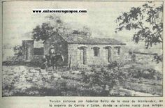 Resultado de imagen para el lugar donde murió artigas