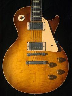 1958 Gibson Les Paul Standard guitar