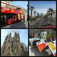 Barcelona citytour