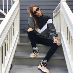 Nike and Gaelle Bonheur