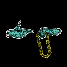 El-P & Killer Mike - Run the jewels : Run the Jewels is an American hip hop duo, formed by rappers El-P and Killer Mike in 2013.[1] That same year, they released their self-titled first album titled Run the Jewels, as a free digital download.