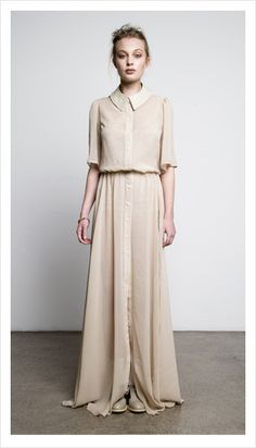 winter garden dress | juliette hogan