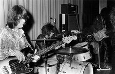 Led Zeppelin, early days