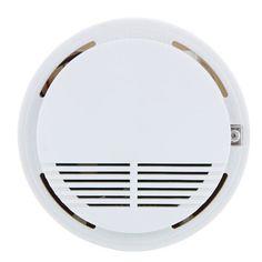 Seguridad en el hogar Sistema de Seguridad inalámbrico de Batería Inalámbrico Sensor Monitor de Detector de Humo Alarma de Incendio