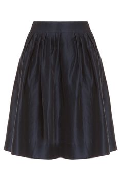Pleated Bell #Skirt By #MARTINGRANT @ http://www.boutique1.com/