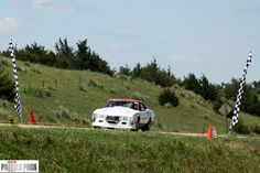 From the finish line at the 2011 Sandhills Open Road Challenge