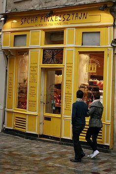 rue des Rosiers - Paris 4e