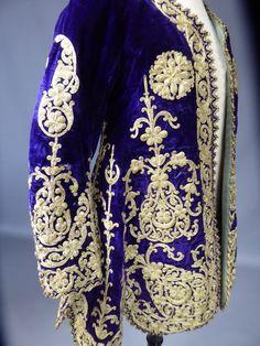 Veste de cérémonie Ottomane, Villa Rosemaine, Proantic