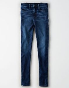 Shop American Eagle for Women's High-Waisted Jeans that look as good as they feel. Browse jeggings, skinny jeans, Curvy jeans and more in the high-waisted fit you love. Ae Jeans, Curvy Jeans, Slim Jeans, High Jeans, American Eagle Sweater, American Eagle Shorts, High Waist Jeggings, Soft Pants, Mens Outfitters