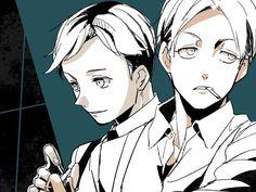 Showa Era, Joker Game, Anime Guys, Zero, Character Design, Salad, Games, Boys, Baby Boys