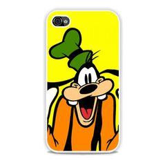 Goofy Walt Disney Cartoon iPhone 4, 4s Case