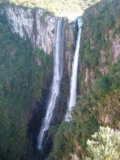 Itaimbezinho canyon, Aparados da Serra National Park, Brazil