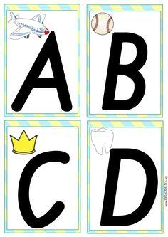 Atividade Letras do Alfabeto Massinha de Modelar