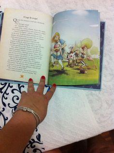 Alice no pais das maravilhas ilustrações lindas
