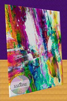 Abstract Art / Art Abstrait / Abstrakte Kunst / Abstraktné Umenie (Colorful)   Art by Satrini   Timeless Color Collection   Paintbrush Malerei   Malmittel   Zeichnung   Malerei Themen   Zeitgenössische Kunst   Acrylgemälde   Leinwandgemälde   Maltechniken Acrylic color on canvas   Digital art technique   New Art Collection   Abstract Art   Abstract Wall Art   Abstract Painting   Abstract Art Prints   Modern Abstract Art   Abstract Art Ideas   Abstract Art For Sale   Abstract The Art of… Art Abstrait, Acrylic Colors, Unique Colors, Interiores Design, Art Techniques, Abstract Art, Canvas, Creative, Artwork