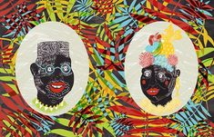 Juxtapoz Magazine - Bright Illustrations of Camilla Perkins