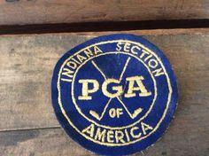 Vintage Antique Estate Indiana Section PGA of by MADVintology, $10.00