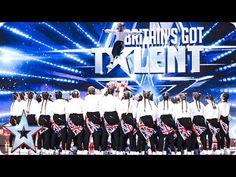 nice Déjà Vu have some serious girl power! | Auditions Week 6 | Britain's Got Talent 2016